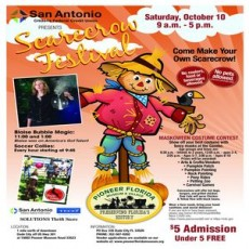 Things to do in Wesley Chapel-Lutz, FL for Kids: Scarecrow Festival, Pioneer Florida Museum Assn.