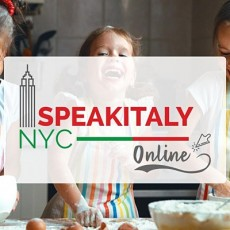 Italian Children Cooking Class