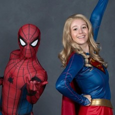 Things to do in Southern Monmouth, NJ: Superhero Club - Free Virtual Character Visit!