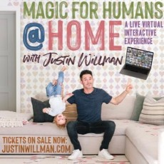 Things to do in Pittsburgh North, PA: Magic For Humans @ Home with Justin Willman