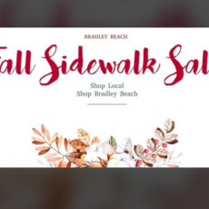 Things to do in Southern Monmouth, NJ: Fall Sidewalk Sale