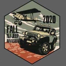 Things to do in Cape May County, NJ for Kids: Fall Hybrid New Jersey Jeep Invasion  , Naval Air Station Wildwood Aviation Museum