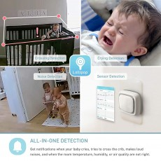Lollipop Baby Monitor with Crying Detection