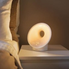 Sleep & Wake-up Light Therapy Lamp