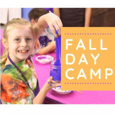 Things to do in Richmond South, VA for Kids: Fall Day Camp - Full Day, Art Factory Play Cafe and Party Place