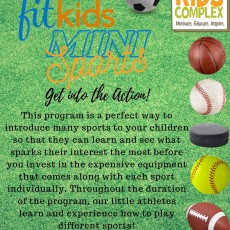 Things to do in Deptford-Monroe Township, NJ for Kids: Fit Kids Mini Sports, Rastelli Kids Complex