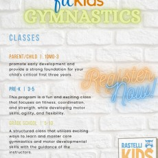 Things to do in Deptford-Monroe Township, NJ for Kids: Fit Kids Gymnastics!, Rastelli Kids Complex