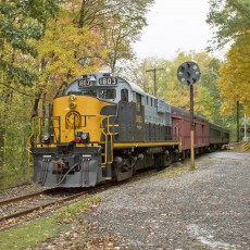 Things to do in Main Line, Pa: Fall Foliage Express
