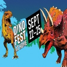 Things to do in Southern Monmouth, NJ: Dino Fest at Home