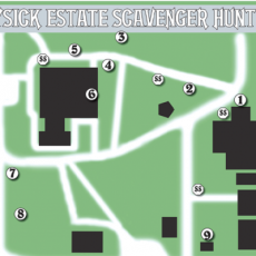 Cape May County, NJ Events: Physick Estate Scavenger Hunt