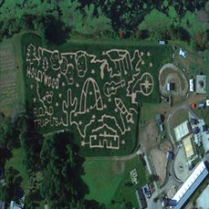 Worcester, MA Events for Kids: West End Creamery Fall Attractions & Corn Maze!