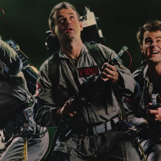 Wilmington, NC Events for Kids: GHOSTBUSTERS: CURBSIDE CINEMA DRIVE-IN MOVIE