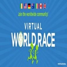 Healthy Kids Running Series Virtual World Race