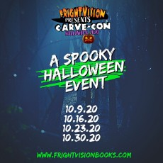 Things to do in Southern Monmouth, NJ: FrightVision presents Carve-Con: Authors Read YOUR Stories!