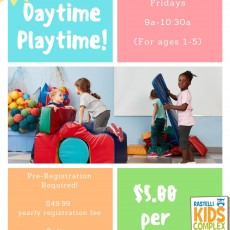 Things to do in Deptford-Monroe Township, NJ for Kids: Daytime Playtime, Rastelli Kids Complex