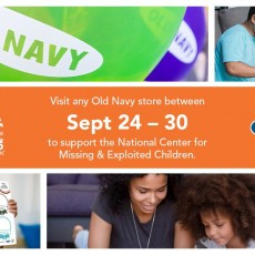 Old Navy Super Safety Event