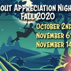 Things to do in Main Line, Pa: Fall Scout Appreciation Night