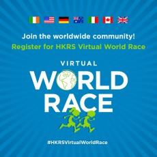 Healthy Kids Running Series Virtual World Race