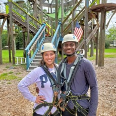Things to do in Charleston, SC: Couples Night Climb