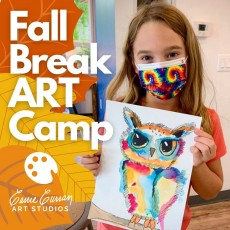 Things to do in Scottsdale, AZ for Kids: Fall Break Art Camp, Carrie Curran Art Studios