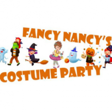 Fancy Nancy's Fancy Halloween Costume Party