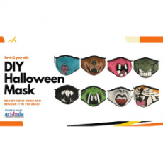 Make a Custom Halloween Mask