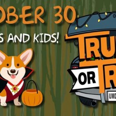 Tail Waggin Trunk or Treat