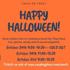 Trick-OR-Treat Halloween Party