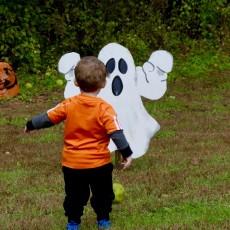 Halloween Tricks, Treats and Trees