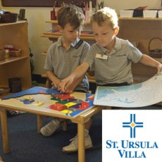 Things to do in Cincinnati, OH for Kids: The Villa's Early Childhood Open House, St. Ursula Villa