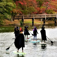 Things to do in Southern Monmouth, NJ: Witches of Spring Lake Paddle for a Cause
