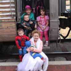 Things to do in Oklahoma City South, OK for Kids: Halloween Train, Oklahoma Railway Museum