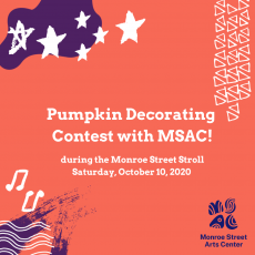 Madison, WI Events: Monroe Street Stroll: Pumpkin Decorating Contest