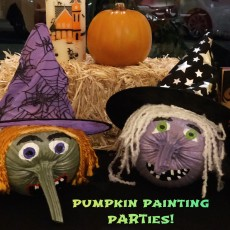 Things to do in Palm Beach Gardens, FL: 10th Annual Pumpkin Painting pARTy!
