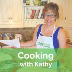 Cooking with Kathy