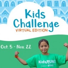 Things to do in Richmond South, VA for Kids: Kids Challenge - Virtual Edition, Sports Backers