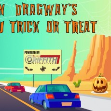 Things to do in Casa Adobes-Oro Valley, AZ: Tucson Dragway's Drive-Thru Trick or Treat!