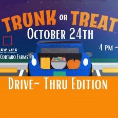 Trunk or Treat - Drive Thru Edition