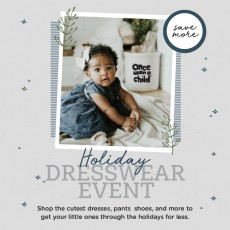Things to do in Wesley Chapel-Lutz, FL for Kids: Holiday Dresswear Reveal!, Once Upon A Child - Wesley Chapel