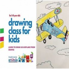 Charleston, SC Events for Kids: [National] Learn to Draw an Airplane