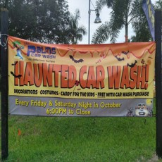 Things to do in Wesley Chapel-Lutz, FL: Haunted Car Wash