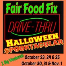 Fair Food Fix Drive-Thru Halloween Spooktacular