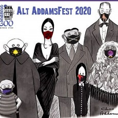Things to do in Westfield-Clark, NJ for Kids: Alt Addams Fest 2020, Town of Westfield