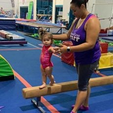 Things to do in Martin County-Port St Lucie, FL for Kids: Mommy & Me Open Gym - Winter/Spring 2021, Boundless Gymnastics