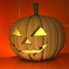Virtual Workshop: 3D Jack-O-Lantern Design