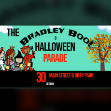 The Bradley Boo & Halloween Parade