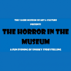 Things to do in Hulafrog at Home: The Horror in the Museum (Ages 10+)