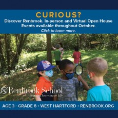Things to do in West Hartford-Farmington Valley, CT for Kids: Walk-In Wednesdays! (Learn more about Renbrook School!), Renbrook School