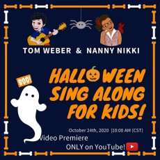 Halloween Sing-Along for Kids
