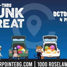 Trunk or Treat (Drive-thru style)